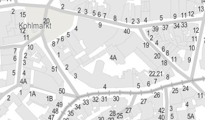 Karte Mit Hausnummern.Aktuelle Informationen Und Neuerungen über Den Onmaps Kartendienst