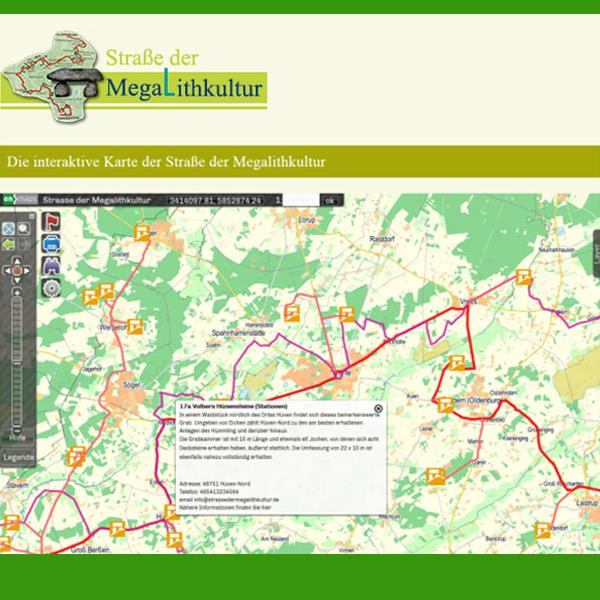 Emsland Karte.Tourismusverband Osnabrücker Land E V Emsland Touristik Gmbh