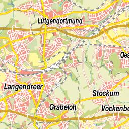 Herne Karte Stadtteile.Suchergebnisse In Deutschland Nordrhein Westfalen Herne