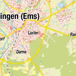 Emsland Karte.Suchergebnisse In Deutschland Niedersachsen Emsland Lingen Ems