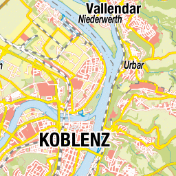 Karte Koblenz.Suchergebnisse In Deutschland Rheinland Pfalz Koblenz Koblenz