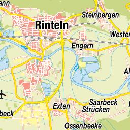 Bundesl303244nder Karte Ohne Namen.Niedersachsen Karte Deutschland
