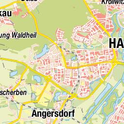 Halle Saale Karte.Suchergebnisse In Deutschland Sachsen Anhalt Halle Saale