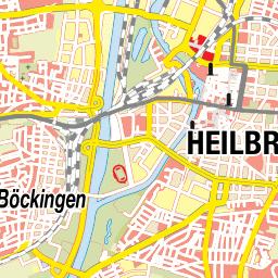 Heilbronn Karte Stadtplan.Suchergebnisse In Deutschland Baden Wurttemberg Heilbronn
