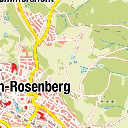 Stadtplan Bayern Amberg Sulzbach Stadtplan Net