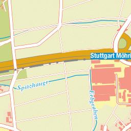 leinfelden echterdingen map