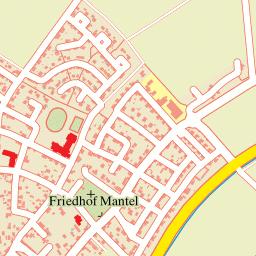 Stadtplan mantel oberpfalz