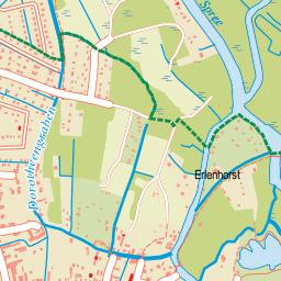 Side T303274rkei Karte.Fliess Karte Spreewald